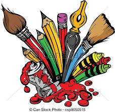 Art supplies and writing utensils